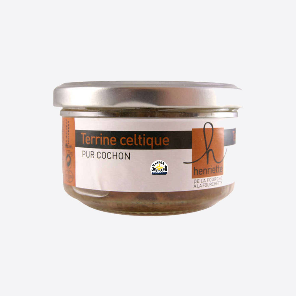 Terrine celtique