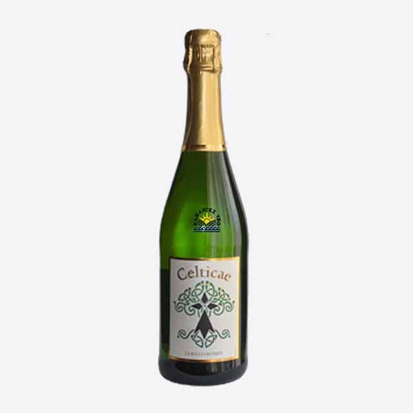 Vin pétillant breton