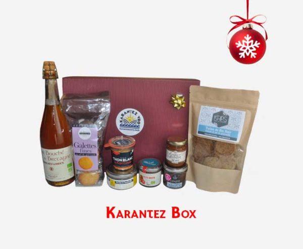 Karantez Box + boule