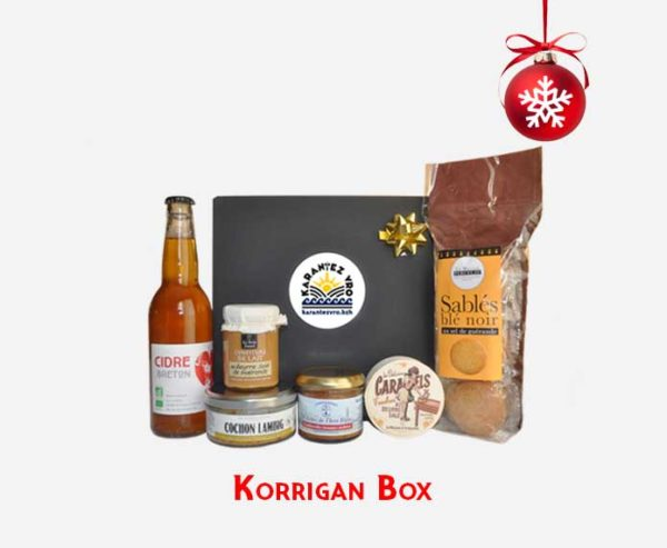 Korrigan Box