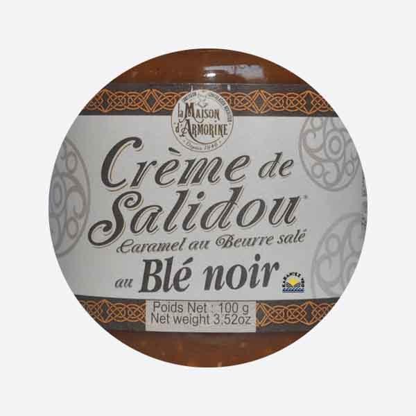 Crème de salidou au blé noir 1