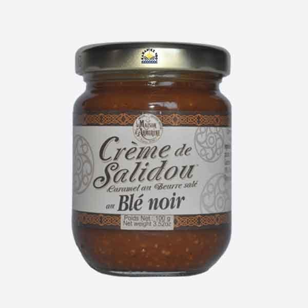 Crème de salidou au blé noir